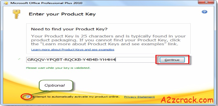 microsoft visio 2010 activation key