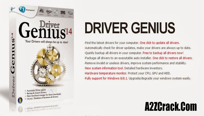 Driver Genius 14 License Code