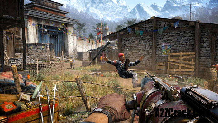 Far Cry 4 Patch