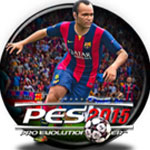 PES 2015 Patch+Game Download By A2zcrack