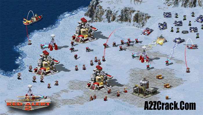 Red Alert 2 Free Download