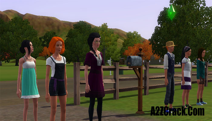 The Sims 4 crack