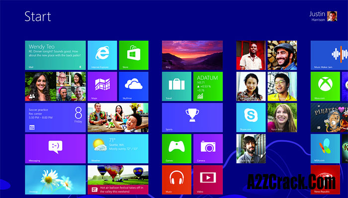 Windows 8 Highly Compressed
