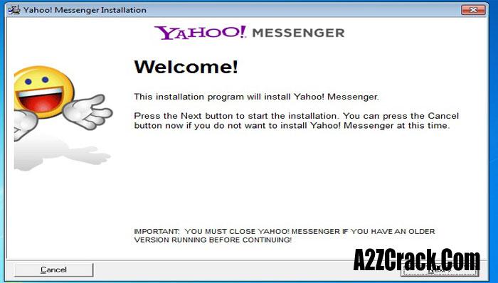 Yahoo Messenger offline installer