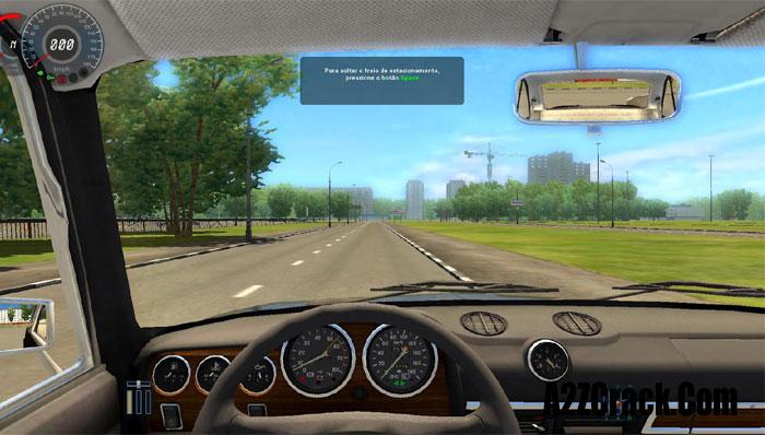 City Car DrivingCrack