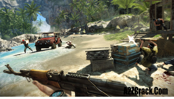 Far Cry 3 Crack