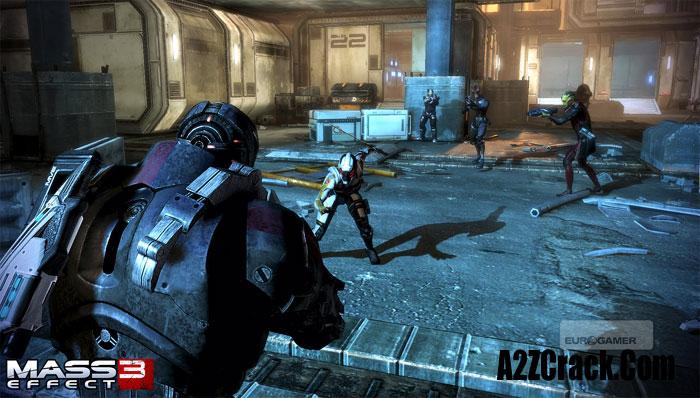 Mass Effect Patch