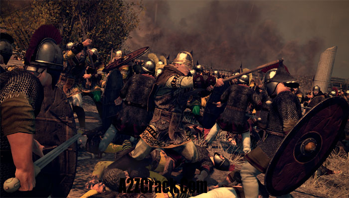 Total War Attila Crack