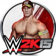 WWE 2K15 Patch / No DVD Crack File Download