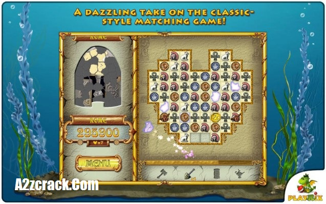 Atlantis Quest Puzzle Free PC Games