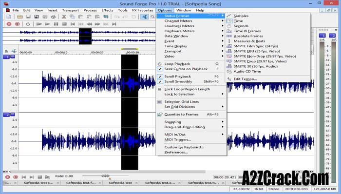 Sound Forge Pro 11 Serial Key