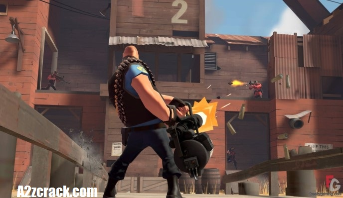 Team Fortress 2 Free Games