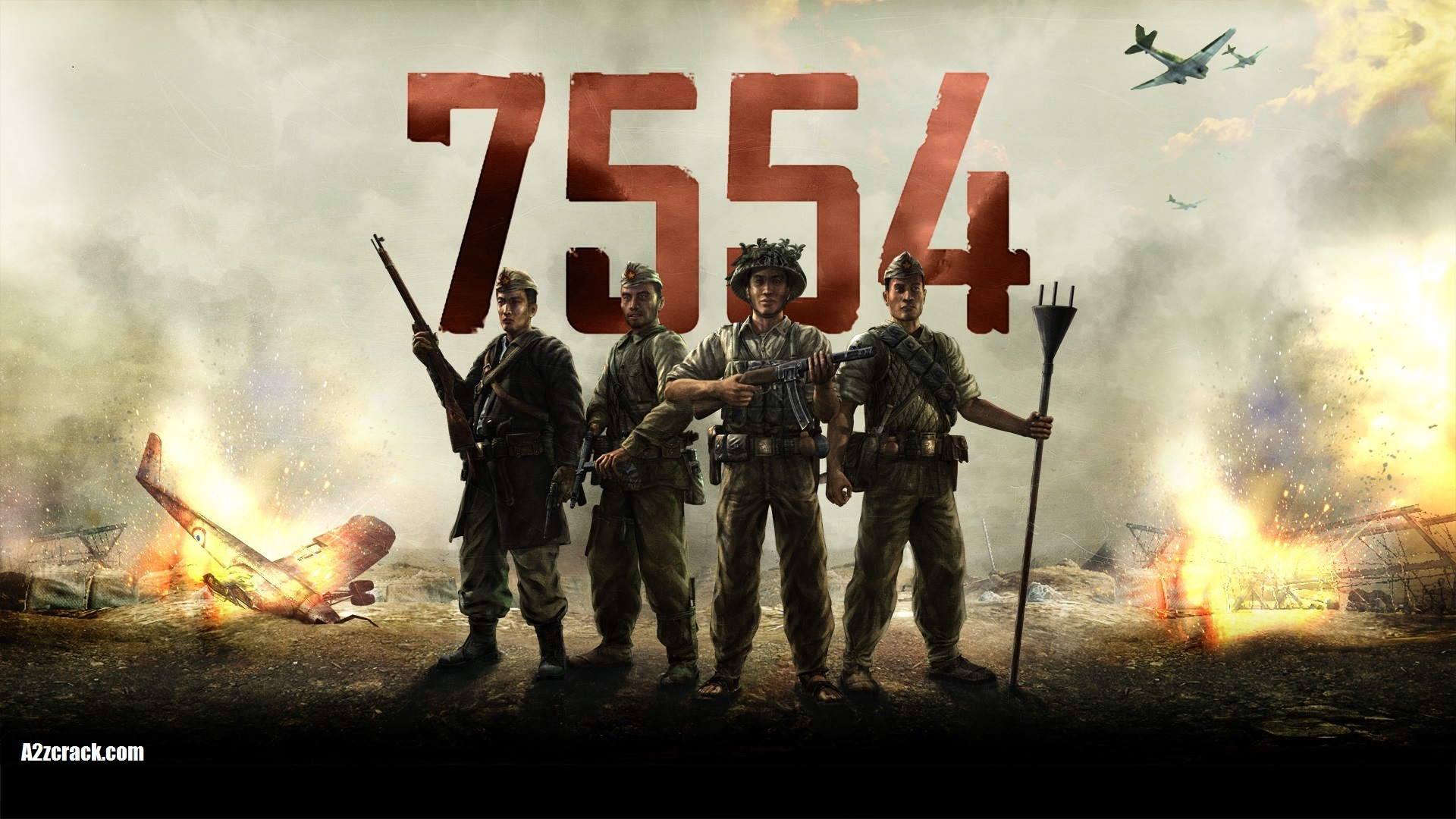 7554 PC Game A2zcrack