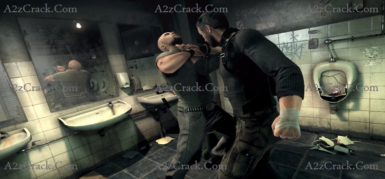 Splinter Cell Conviction Crack