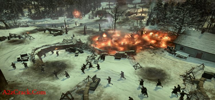 Company Of Heroes 2 Crack Only