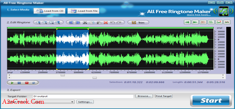 MP3 Cutter and Ringtone Maker - Android Apps on Google Play