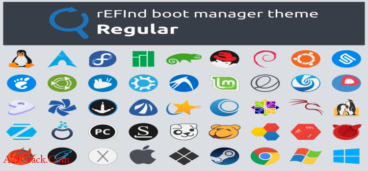 rEFInd EFI Boot Manager Download