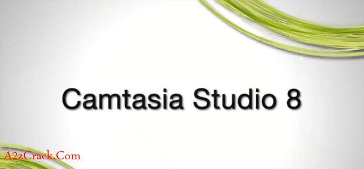 Camtasia Studio 8 Crack