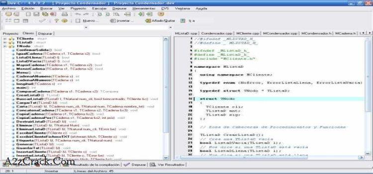 DEV C ++ Software Download