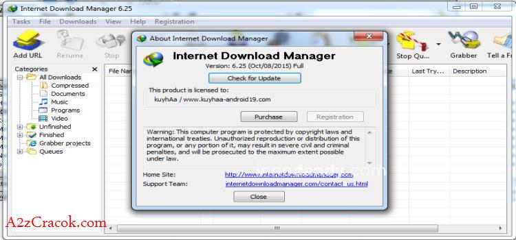 Internet Download Manager 6.25.00 Build 2 + Crack (2)