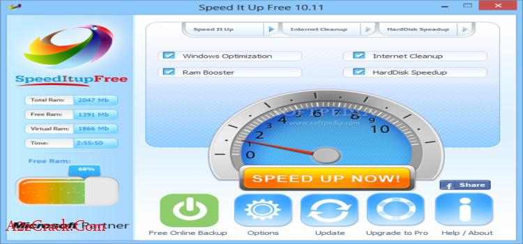 SpeedItup 10.77