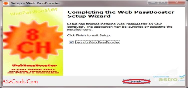 WebPassBooster 3.2.0.0