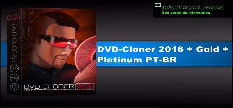 DVD Cloner 2016 Crack