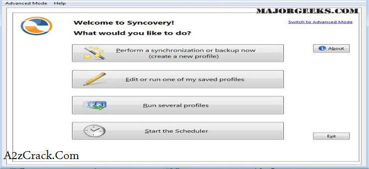 Syncovery 7.39 Srial Key