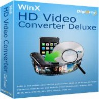 WinX HD Video Converter Deluxe+License Key DOwnload