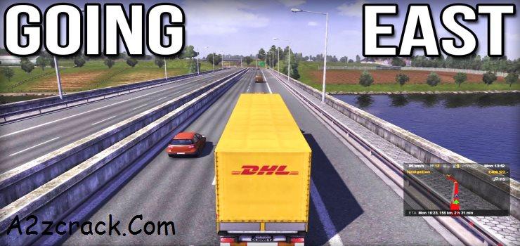 euro truck simulator 1.3 crack only