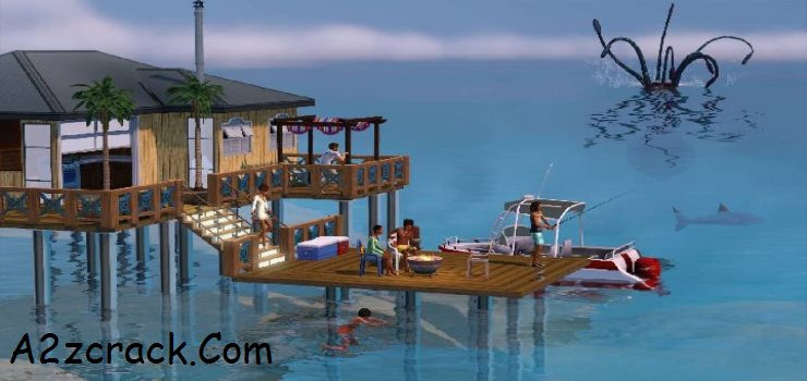 The Sims 3 Island Paradise Crack