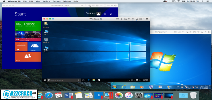Parallels Desktop 11 Crack
