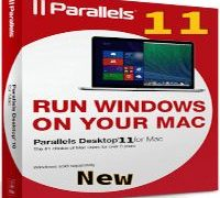 Parallels Desktop 11 Crack [Activation Key,Serial] For Mac