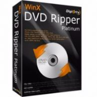 WinX DVD Ripper Platinum 7.5 + License Download