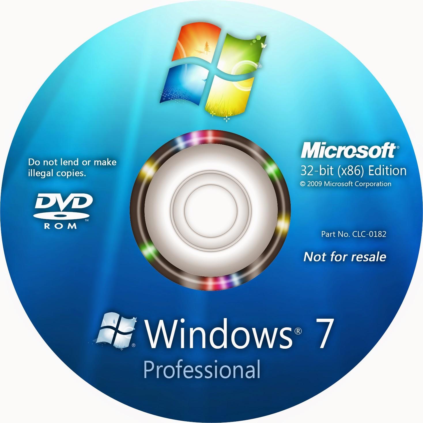 Windows 7 Crack + Activator 2016 For 32 Bit & 64 Bit