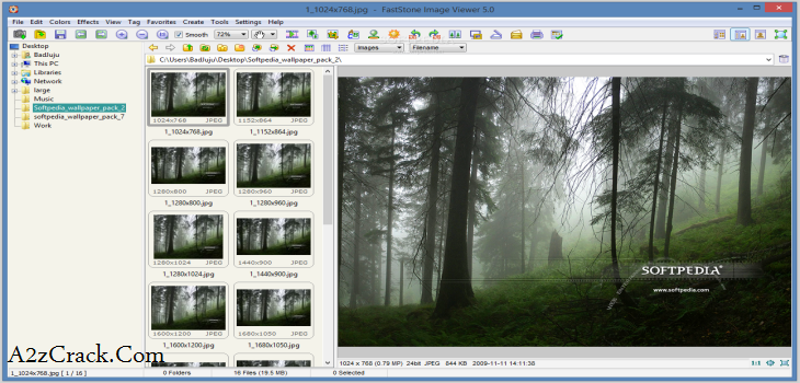 FastStone Image Viewer Free Download | A2zCrack