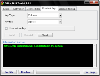 Office 2010 Toolkit and EZActivator 223