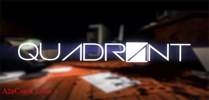 QUADRANT 1.3 CRACK