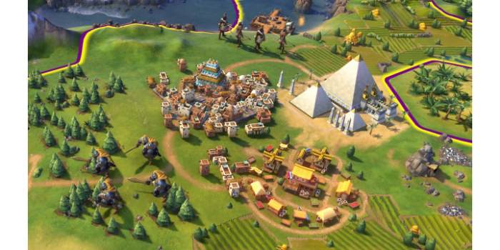 Civilization VI Winter 2016 N0-DVD Crack Fix