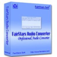 FairStars Audio Converter Crack + Installer Download