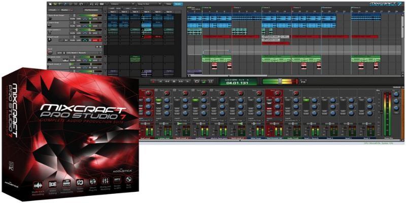 Mixcraft Pro Studio 8 Crack