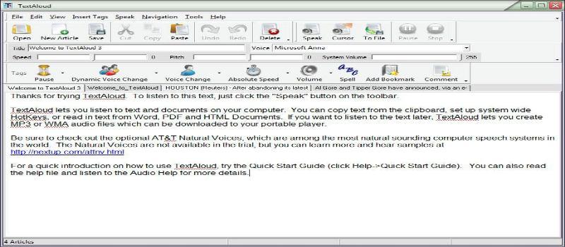 TextAloud 3.0.105