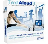 TextAloud 3.0.105, Reproduce With Quality Voice All The Text