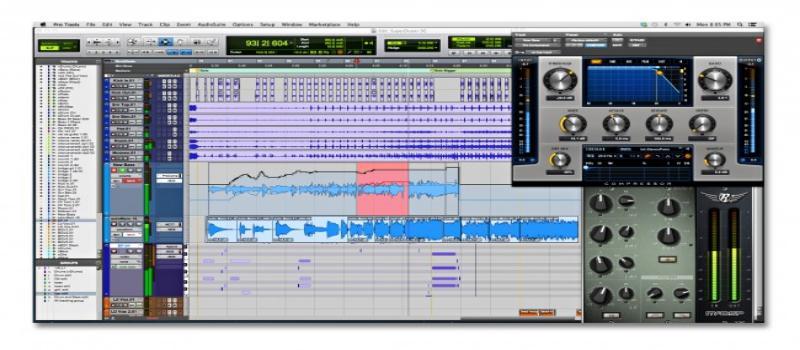 Avid Pro Tools HD 12 Crack