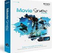 SONY Movie Studio Platinum 12 + KeyGen Download