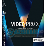 MAGIX Video Pro X8 15.0.3.148 Crack +Serial number Full Version