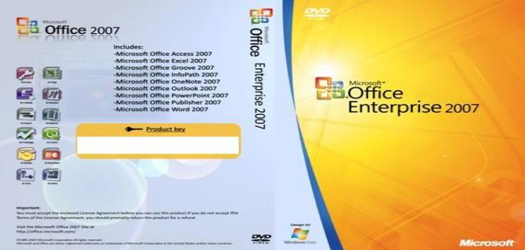 MS Office -2007 Enterprise Crack
