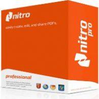 Nitro Pro 9 Crack,Serial Number & Keygen Download [64/32 bit]