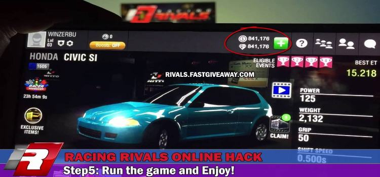 How To Get Free Cars In Racing Rivals Android
