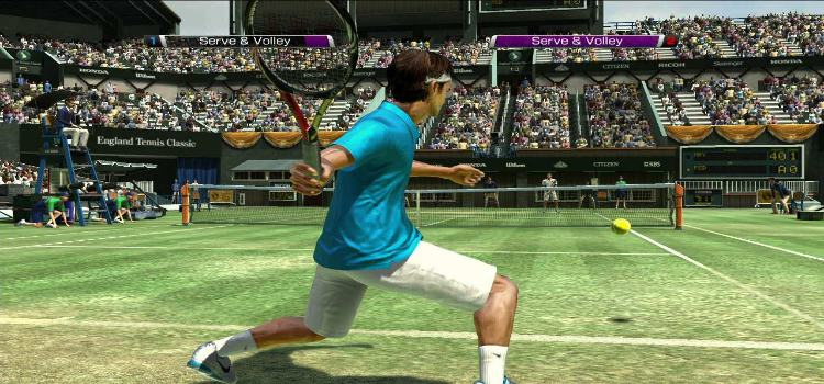 Virtual Tennis 4 Download